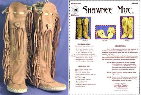 pattern making indian clothes native american shawnee indian moccasin sewing pattern
