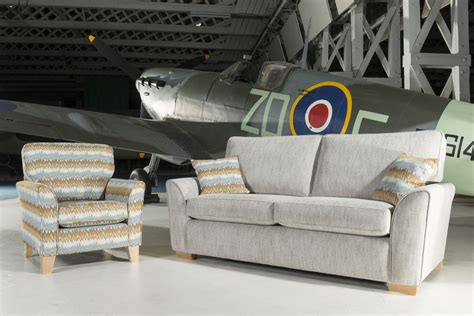 Spitfire Sofa by Spitfire Fabric Sofa Collection