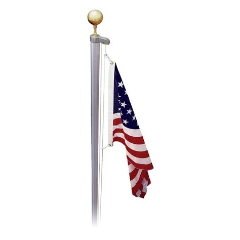 sectional flagpole online stores classic sectional 13ft to 21ft flag pole