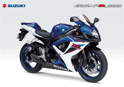 Suzuki Gsxr 900 Suzuki Gsx R600 Sales Brochures