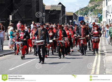 section five section 5 drummers hastings editorial photo image 21960291