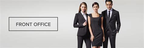 hotel uniforms fashion forward front office programs