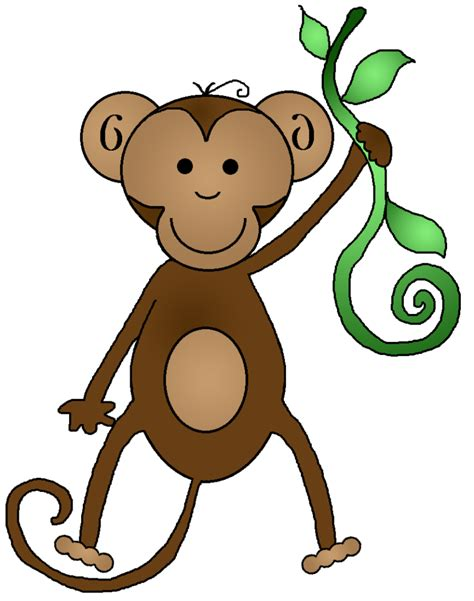 clipart of monkeys monkey clipart clipartion