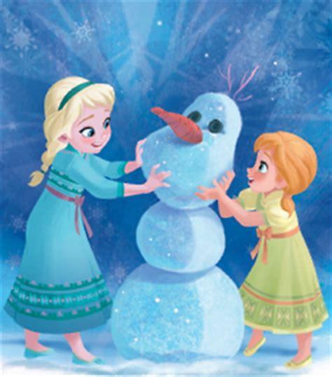 wallpaper frozen kecil little anna and elsa frozen photo 35167133 fanpop