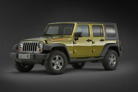 2010 Jeep Wrangler Unlimited 2010 jeep wrangler unlimited mountain edition