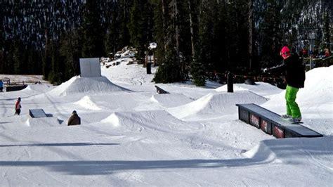 backyard snowboard park keystone to host rail session on snow sept 15 first