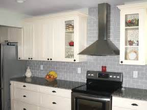 Grey Kitchen Backsplash Traditional True Gray Glass Tile Backsplash Subway Tile Outlet