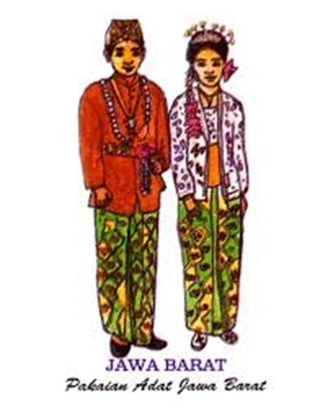 Boneka Pakaian Adat Jawa Barat macam macam budaya dan seni masyarakat sunda jawa barat