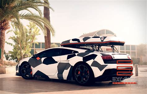 wrapped cars camo car wrapping miami exotics car wraps