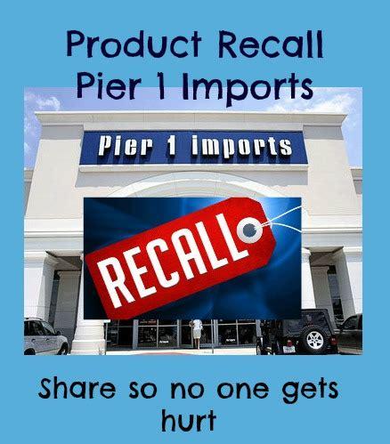 pier 1 imports recalls swingasan chairs and stands due to pier 1 imports canada product recall canada swingasan