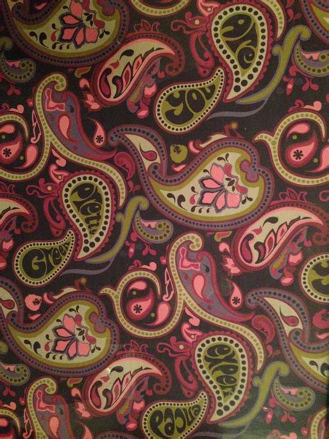 Get Bushs Paisley Look by Post 112 Pretty Green Handel And