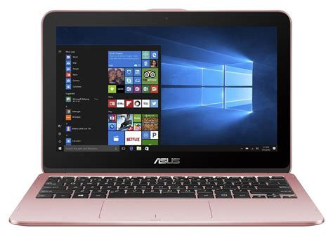 Asus 11 6 Inch Laptop Best Buy asus vivobook flip 11 6 inch cel 2gb 32gb laptop gold buy refurbished buy refurbished