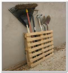 diy yard tool storage home design ideas