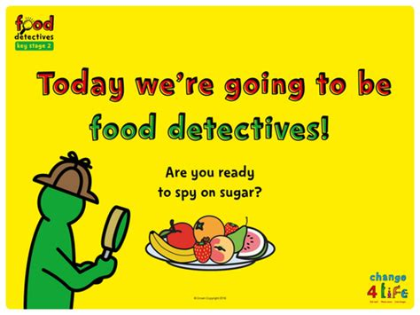 biography powerpoint ks2 tes food detectives ks2 toolkit by change4 life uk teaching