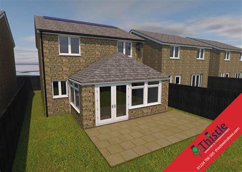 Home Extensions Aberdeen & Aberdeenshire 3D Design Gallery