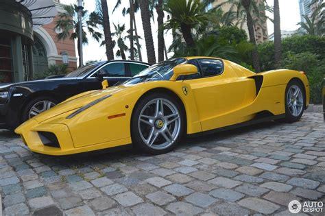 New Enzo Ferrari by Ferrari Enzo Ferrari 29 Oktober 2016 Autogespot