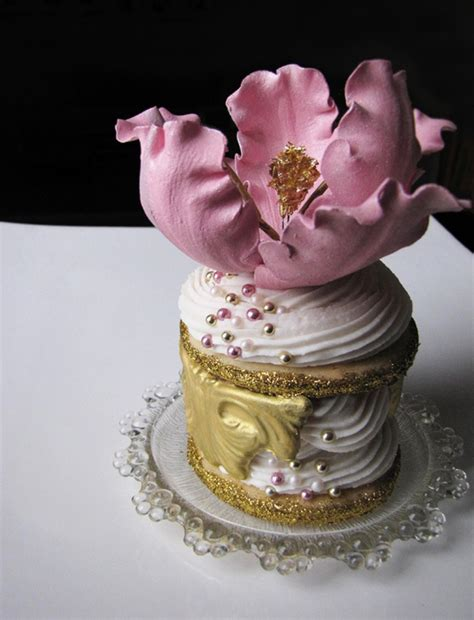 Mini Wedding Cakes by Wedding Trends Mini Cakes The Magazine