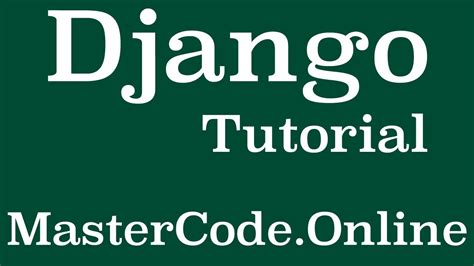 django tutorial video youtube django tutorial newsletter edit view youtube