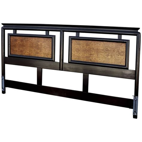 century furniture asian style burl century furniture chin hua an headboard ebonized maple