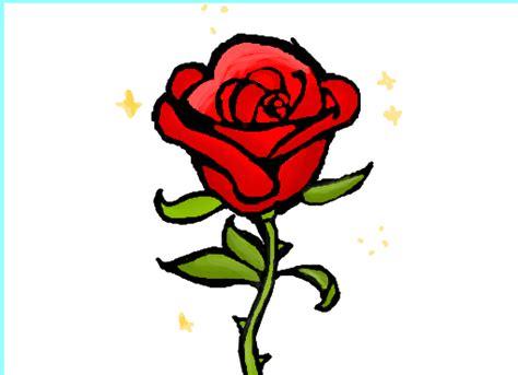 desenho de rosas rosa p byanunes desenho de nando gartic