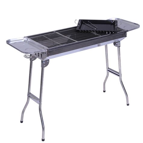 Rack Of Bbq by Bbq Portable Outdoor Household Stainless Steel Folding