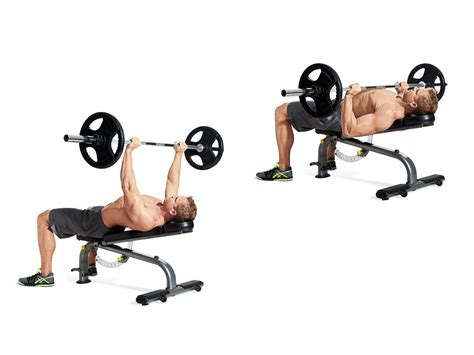 Incline Bench Press Form by Incline Barbell Bench Press Proper Form Get