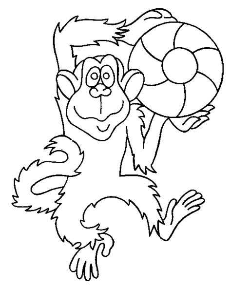 monkey coloring pages images monkey coloring pages coloring pages to print