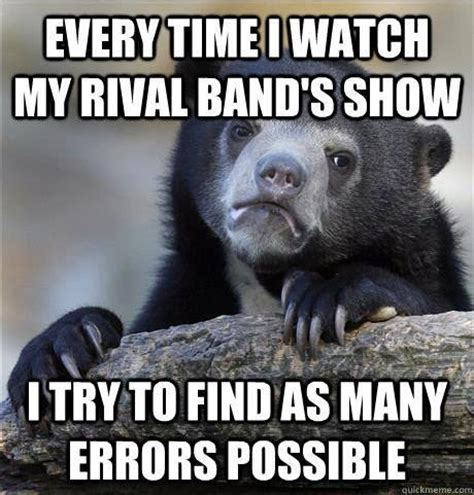 Funny Marching Band Memes - funny band memes guard problems