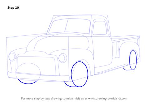 10 free video tutorials for learning sketch 1stwebdesigner learn how to draw a gmc pickup truck trucks step by step