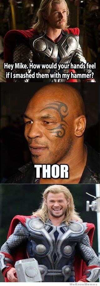 Thor Meme - mike tyson thor meme www pixshark com images galleries