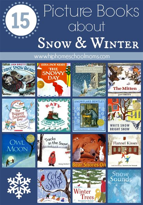 picture books in winter winter educational activities hip homeschool