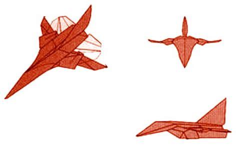 Origami Aircraft - origami aircraft jayson merrill