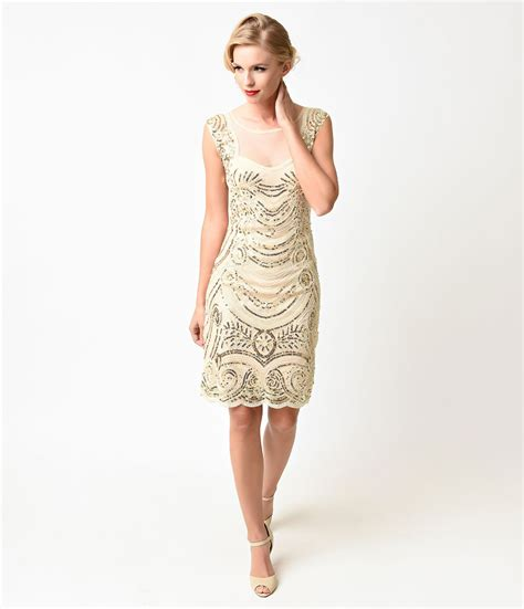 Trend Style Seduced By Sequins Second City Style Fashion by Great Gatsby Dress Great Gatsby Dresses For Sale
