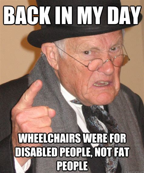 Disabled Meme - this seems to be a growing problem adviceanimals