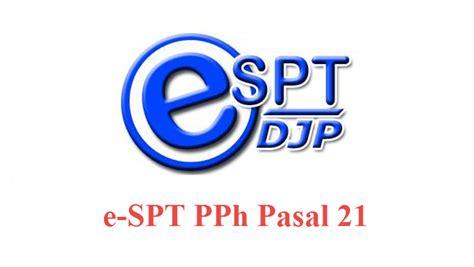 tutorial espt pph 23 cara install e spt pph pasal 21