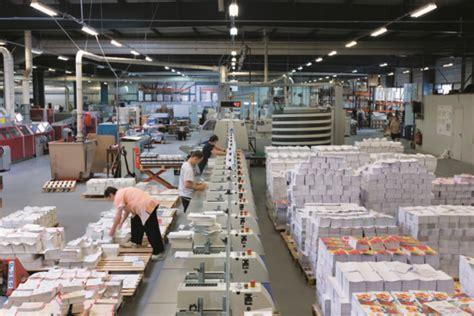 bureau de fabrication imprimerie emploi responsable de production imprimerie