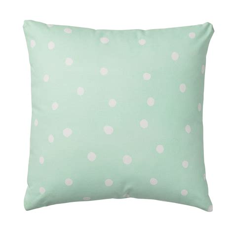 kissen kissen bloomingville kissen big dots winter mint kaufen
