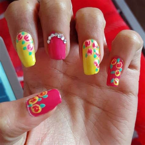 colorful nail 20 creative and colorful nail designs naildesigncode