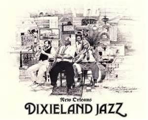dixieland jazz tommy g thompson lilited edition print