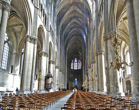 Reims Cathedral Floor Plan by Final Slide Identification Art History 3009 With