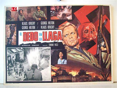 la llaga to quot dedo en la llaga el quot movie poster quot il dito nella piaga quot movie poster