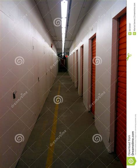 corridor storage storage royalty free stock photography image 38120387