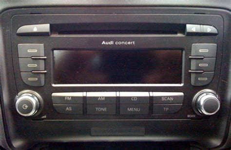 Audi Concert Radio Manual by Graffio Radio Concert