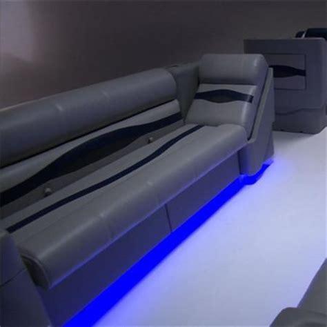 boat interior accessories pontoon boat under seat lights pontoonstuff