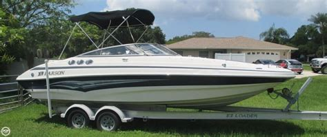 deck boats for sale sarasota fl deck boat larson boats for sale boats