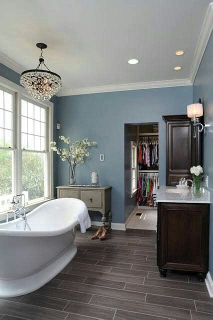 25 best ideas about blue gray bathrooms on