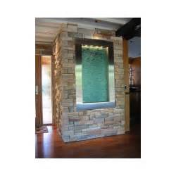 water feature interior indoor wall water fountain built