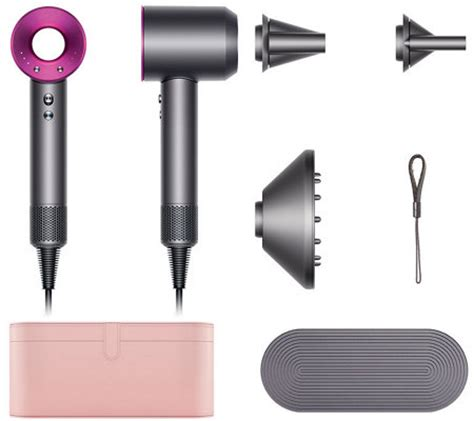 Dyson Supersonic Hair Dryer dyson supersonic hair dryer with 3 attachments page 1 qvc