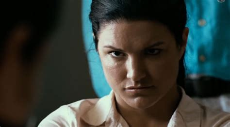 gina carano bench press gina carano never retired from mma muscle fitness