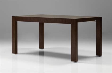 modern breakfast table otto extendable dining table oak contemporary dining